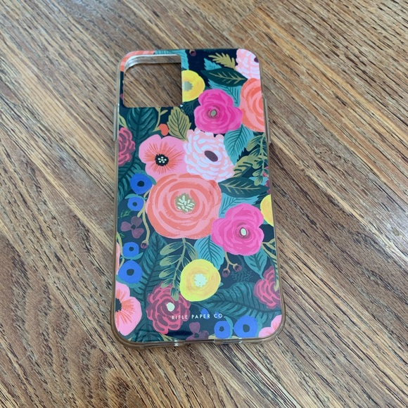 Rifle Paper Co iPhone 11 Pro 5.8 case